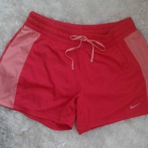 Nike size medium running shorts